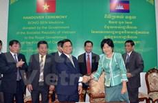 Vietnam helps Cambodia combat drug