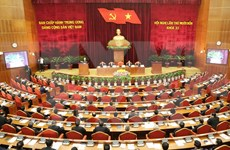 Party Central Committee continues personnel-related discussions