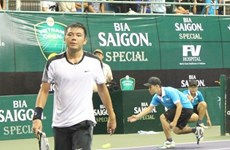 Vietnam's tennis ace moves up in ATP rankings