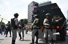 Leaders convey condolences over Jakarta bombing