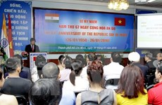 India's 67th Republic Day celebrated in Ho Chi Minh City