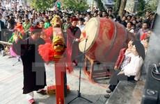 Festival commemorating nation's legendary mother opens