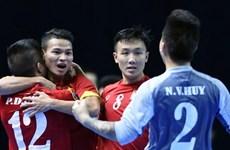 FIFA welcomes Vietnam to Futsal World Cup