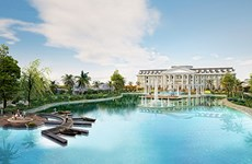 Five-star resort to open in Vinh Phuc