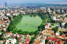 26 land projects planned for Hanoi's downtown district