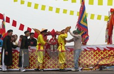 Thai Binh's Tran Temple Festival kicks off