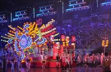 Chingay Parade lights up Singapore