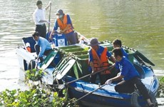HCM City needs 603 million USD to clean canals