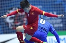 Thailand defeat Vietnam 8-0 in Uzbekistan to earn bronze medal