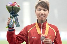 Thao wins silver at Asian Indoor Athletics champs