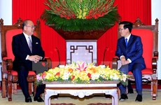 Japanese special advisor pledges contributions to ties with Vietnam