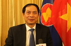 Vietnam gives heed to int'l integration in foreign policy: Deputy FM