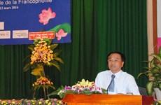 Dong Thap hosts regional Francophone festival