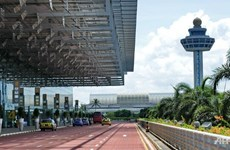 Changi Airport voted world's best airport for fourth time