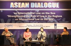 East Sea issue should be addressed in peaceful manner: experts