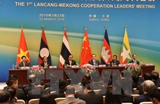 First Mekong-Lancang Cooperation leaders' meeting opens in China