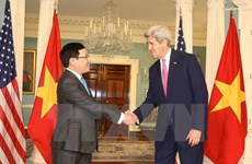Vietnam, US seek ways to enhance bilateral partnership