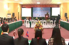 ASEM youth week opens in Hanoi