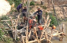 Mekong Delta challenged to ensure water security: expert
