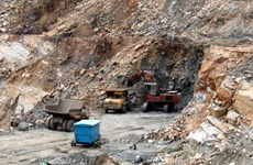 Lao Cai moves to promote mineral processing