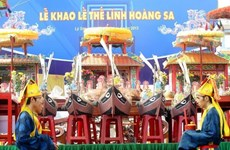 Quang Ngai's Ly Son commemorates Hoang Sa sailor-soldiers