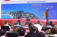 PM attends ground-breaking ceremony for Hon Dau resort