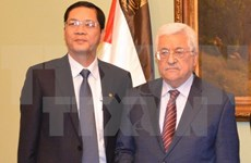 Palestine looks to boost ties with Vietnam