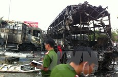 Stricter traffic law adherence ordered after Binh Thuan coach crash