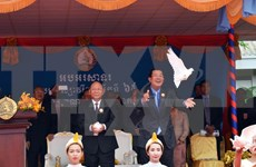Ruling Cambodian People's Party marks 65 years since foundation