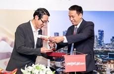 Vietjet, RoK's tourism agency sign cooperation deal
