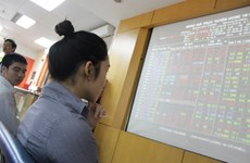 VN Index down after 7-day rally