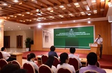 Hanoi Exchange reports good results in first half