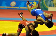 Wrestlers competing in Asian champs in Taipei