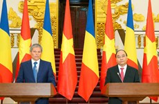 Vietnam Romania issue Joint Declaration