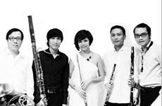 Fantasia Wind Quintet to perform in Hanoi