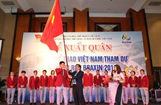 Vietnamese Olympians ready for Rio