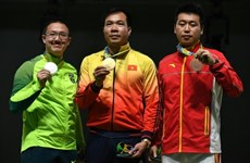 Vietnam wins first Olympic gold medal in history
