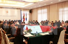 ASEAN, Japan ministers agree to strengthen economic ties