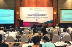 Vietnam looks toward sustainable tourism development