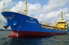 Missing oil tanker found, not hijacked