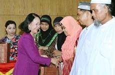 Muslims' livelihoods, religious practice facilitated in Vietnam