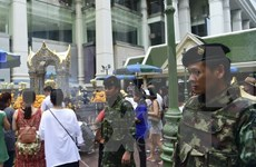 Thailand arrests suspects linked to bombings