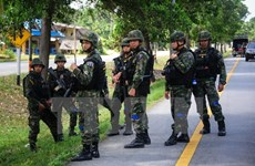Thailand: 80kg bomb neutralised in the south