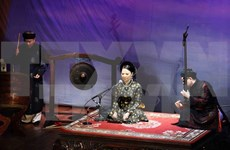 Hanoi has over 1,700 intangible cultural heritage forms
