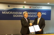 VinaCapital, Shinhan to cooperate on investment products