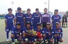 Vietnam win in women's U16 qualifier