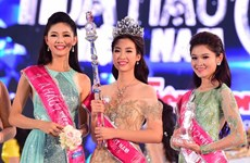 Do My Linh crowned Miss Vietnam 2016