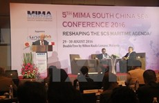 Malaysia hosts int'l conference on East Sea