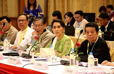 Myanmar: Panglong Peace Conference agrees to start political dialogue