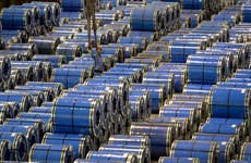Temporary anti-dumping duties on steel from China, RoK